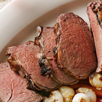 Mushroom & Thyme Beef Tenderloin
